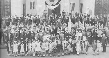 1928 Annunciation Parishioners