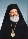 Archbishop Christodoulos of Athens and all Greece
