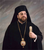 His Eminence Metropolitan Evangelos of New Jersey